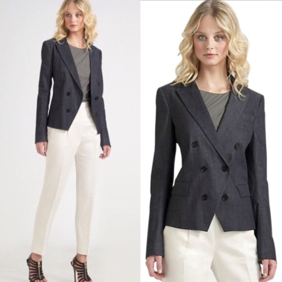 a6b5ae89deb THEORY   darling turning double breasted jacket. M_5c6f8797fe5151d1c9799ea5